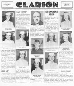 (May 26, 1958) Page 1.