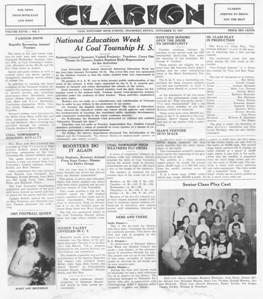 (November 26, 1957) Page 1.