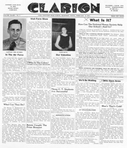 (February 13, 1959) Page 1.
