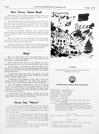 (October 1964) Page 2.