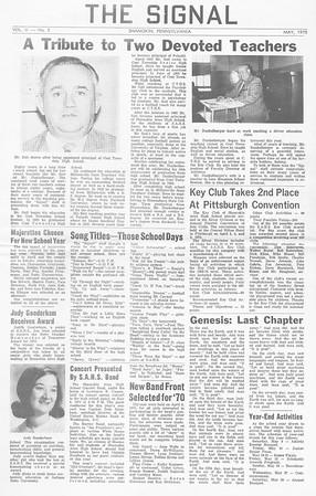 (May 1970, Page 1)