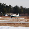 1/6/11 @ 12:30 N249ND - First Solo Landing/Touch and Go