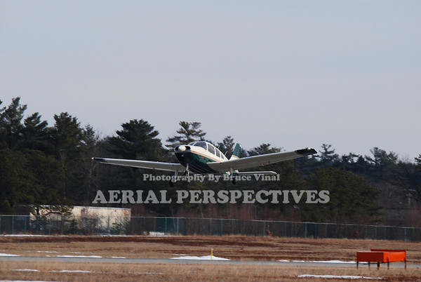 1/6/11 @ 12:30 N249ND - First Solo Take Off