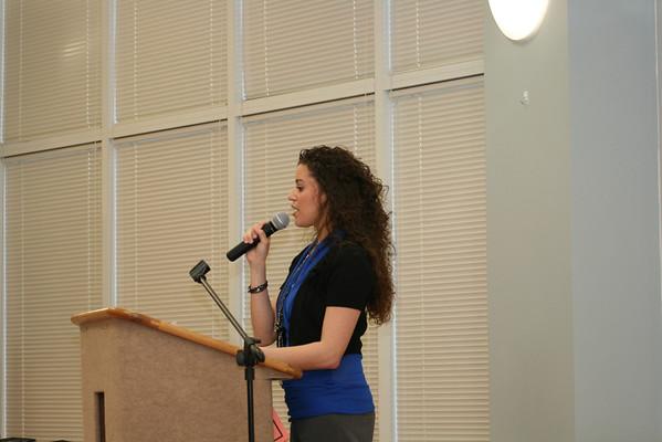 2012 Student Leadership Awards