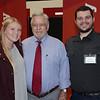 Kylee Baum, Dr. Lounibos, Kevin Landino