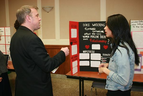 Liberal Arts Senior Scholars' Presentation