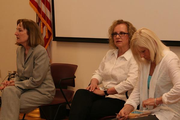 Sexual Assault Awareness Panel 2012