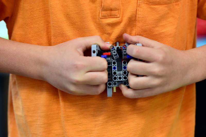 Lego Robot Programming