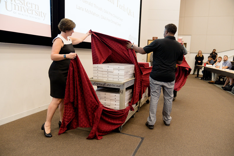 IPads unveiling