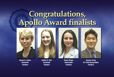 Apollo Awards Winners and Finalists