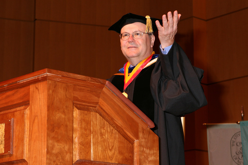 Dr. William J. Fritz, Provost/Senior Vice President for Academic Affairs