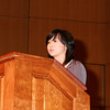 Qimei Luo, Humanities and Social Sciences, Student Speaker
