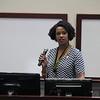 Karen Jackson, Director of Admissions is running the Enrollment  Management Department