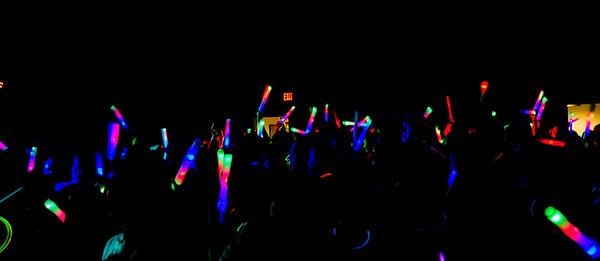UNA Glow party 2018