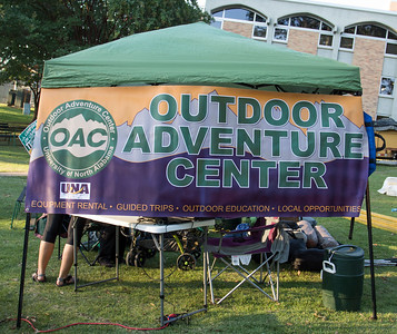 OAC'S Camping on Campus