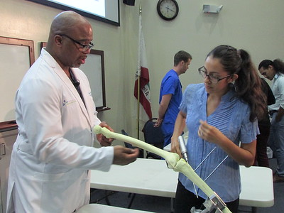 Sawbones Bio-skills Workshop by the Orthopedic Society