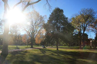 The Quad in fall (submitted by Matt Ossentuk)
