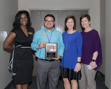Students of the year Dustin Phillips