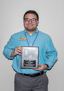 Student of the Year Dustin Phillips