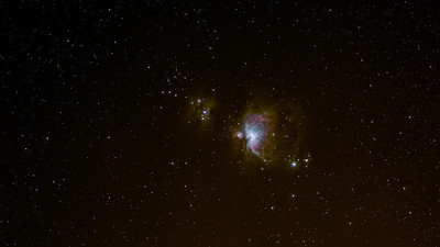 M42 - Great Nebula in Orion
