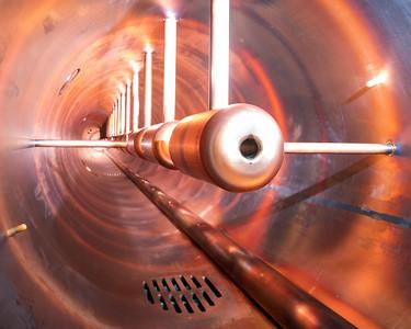 LRF-4 Drift Tube, Post Couplers & Bulk Tuner