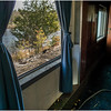 Adirondacks North Creek NY Abandoned Train 10 Sitting Room of Sleeper Car May 2016