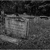 Berne NY Bradt Hollow Cemetery 6 BW June 2016