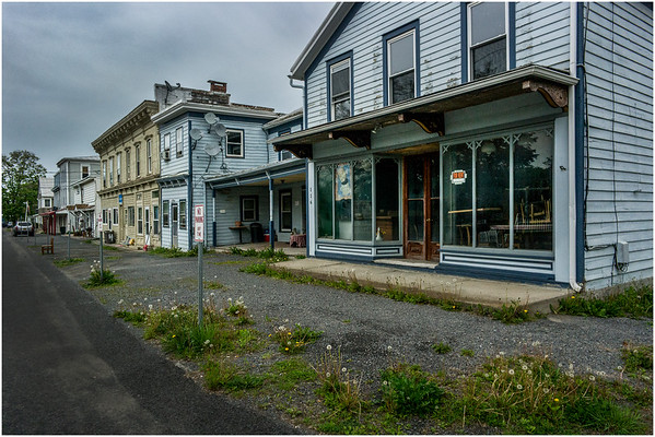 Central Bridge NY Main Street May 2016