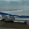 Avalon NJ Lifeguard Skiff July 2014