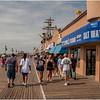 Ocean City NJ Passersby Boardwalk July 2009