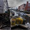 Portland Maine Wharf Scene 8 March 2017
