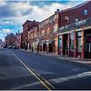 Portland Maine Street Scene 3 March 2017