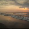 Avalon NJ Dunes Beach Sunrise with Walker 2 September 2012