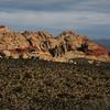 Mojave Desert California February 2007 Desert and Hillocks 1
