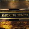 Burlington VT June 2012 Non Smoking Bench