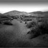 Path Mojave Desert California