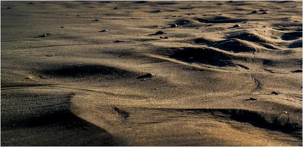 Avalon NJ August 2015 Tideline Sandscape 6