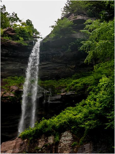 New York State June 2009 Kaaterskill Falls 2