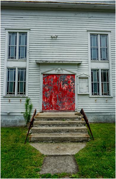 Sloansville NY Abandoned Church 2 May 2016
