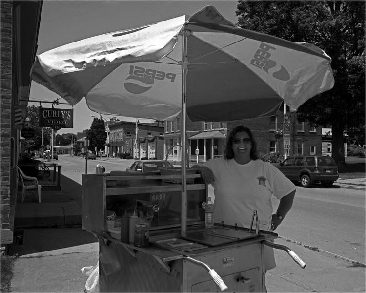 St Johnsville NY 2005 Hot Dog Vendor