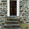 New Paltz NY Huegenot Street Jean Hasbrouck House 3 Built 1712, April 2016
