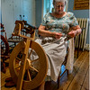 Hurley NY Stone House Day Spinning Parsonage 1 July 2016