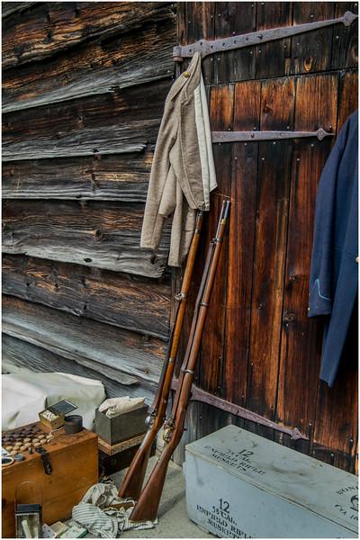 Schoharie NY Civil War Encampment 8 September  2016