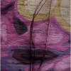 Ithaca NY Downtown Detail Magenta Wires October 2016