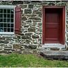 New Paltz NY Huegenot Street Hasbrouck House 4 Built 1712, April 2016