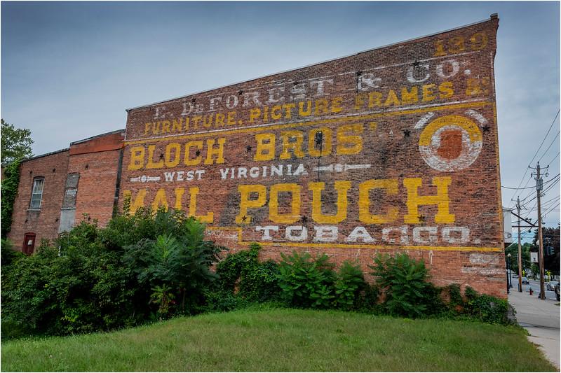 Fort Edward NY Brick Advertising 1 September 2018