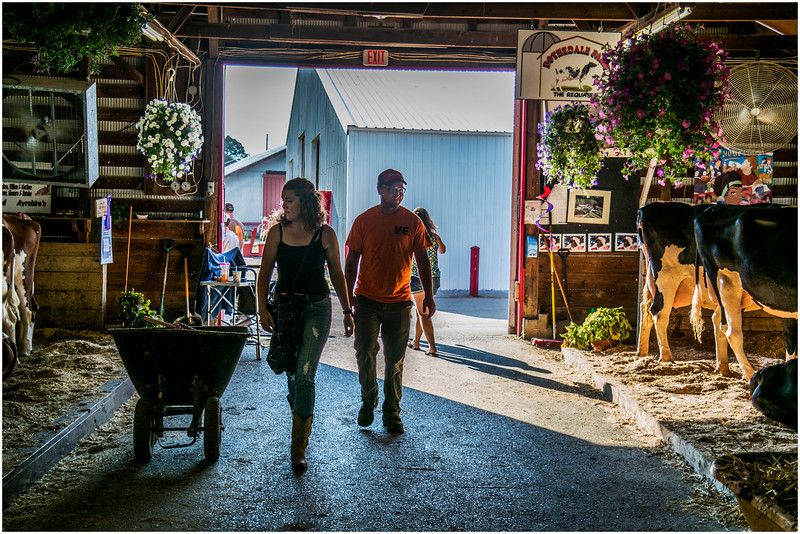 Schaghticoke Fair Barn 1 September 2016