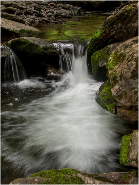 New York State June 2009 Kaaterskill Falls Stream 4