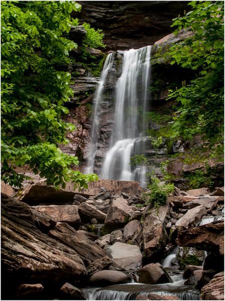 New York State June 2009 Kaaterskill Falls 5