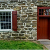 New Paltz NY Huegenot Street Hasbrouck House 3 Built 1712, April 2016